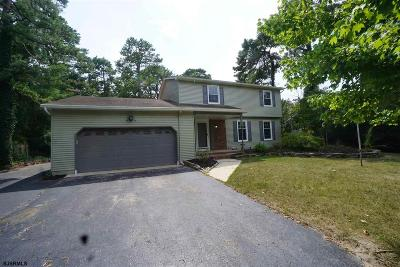 Millville Single Family Home For Sale: 609 Dove