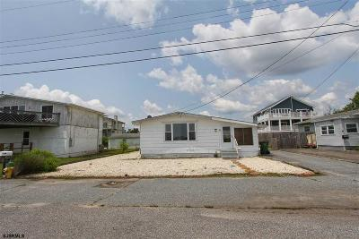 Somers Point Single Family Home For Sale: 8 O'byrne Dr