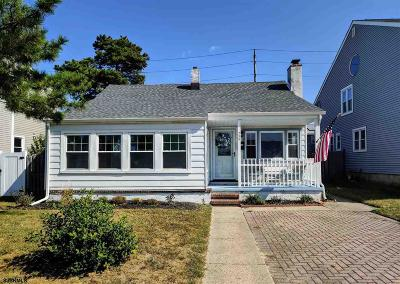 Brigantine Single Family Home For Sale: 239 S 38th Street