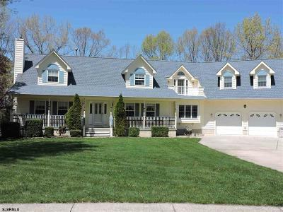 Egg Harbor Township Single Family Home For Sale: 9 Greentree Ct