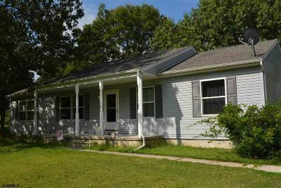 Millville Single Family Home For Sale: 118 Geissinger Ave Ave