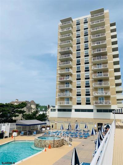 Condo/Townhouse For Sale: 101 S Plaza Place #509