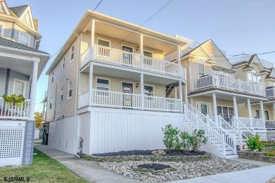 Ocean City Condo/Townhouse For Sale: 309 Bay Ave #1