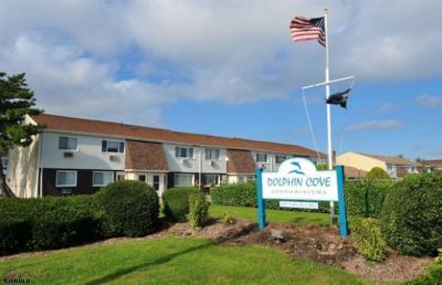 Brigantine Condo/Townhouse For Sale: 4901 Harbor Beach #H-15