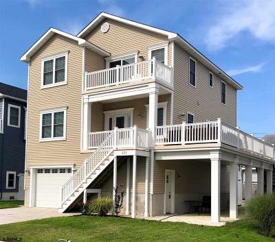 Brigantine Single Family Home For Sale: 223 S 36 Street