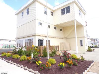 Brigantine Condo/Townhouse For Sale: 301 10th Street, S #2