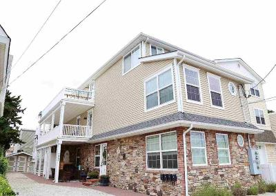 Brigantine Condo/Townhouse For Sale: 222 S 3rd Street #D