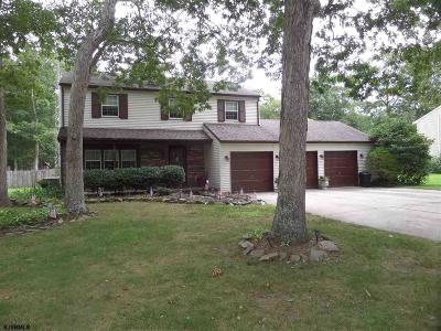 Palermo Single Family Home For Sale: 11 W Timber Dr