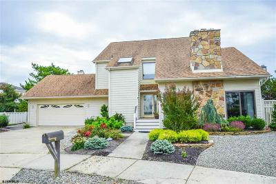 Margate Single Family Home For Sale: 4 Brunswick Ct