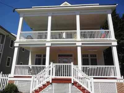 Ocean City Condo/Townhouse For Sale: 18 Atlantic Ave #2