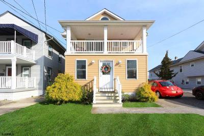 Ocean City Condo/Townhouse For Sale: 35 Asbury Road #1