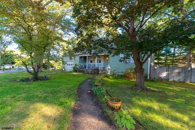 Linwood Single Family Home For Sale: 215 Barr Ave