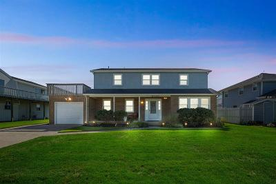 Brigantine Single Family Home For Sale: 5114 Ocean Drive South