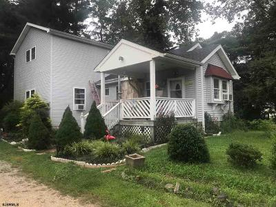 Mays Landing Single Family Home For Sale: 2875 Route 50