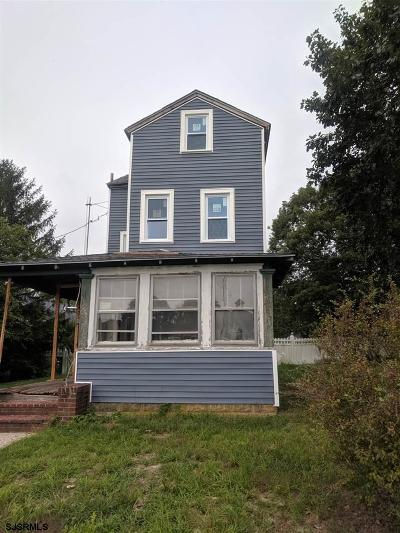 Somers Point Single Family Home For Sale: 749 1st St Street