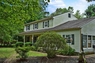 Upper Township Single Family Home For Sale: 16 Dawn Road