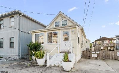 Margate Multi Family Home For Sale: 9612 Monmouth Ave