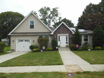 Linwood Single Family Home For Sale: 12 Elm Ave