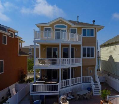 Atlantic City Single Family Home For Sale: 835 N Massachusetts Ave Ave