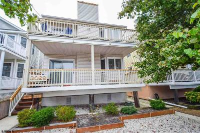 Ocean City Condo/Townhouse For Sale: 3030 West Ave #2nd floo