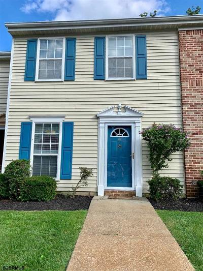 Galloway Township Condo/Townhouse For Sale: 99 Shawnee Place #99