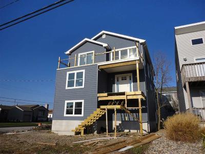 Brigantine Single Family Home For Sale: 1101 Jenkins Pkwy