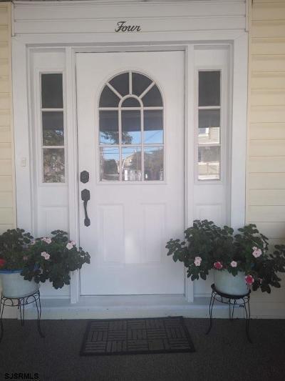 Ventnor Multi Family Home For Sale: 4 N Nashville Ave