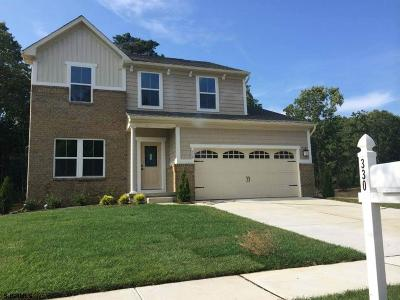 Egg Harbor Township Single Family Home For Sale: 330 Sea Pine Dr