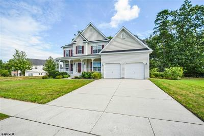 Mays Landing Single Family Home For Sale: 23 Abington Ct