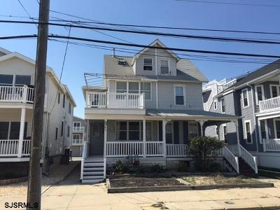 Ocean City Single Family Home For Sale: 5234 Central Ave