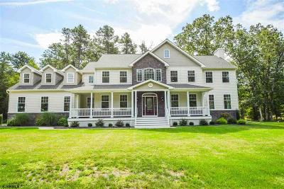 Single Family Home For Sale: 2 Pine Creek Dr