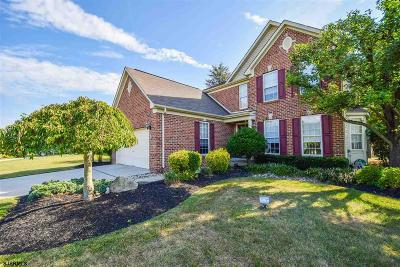 Egg Harbor Township Single Family Home For Sale: 4 Sugarberry