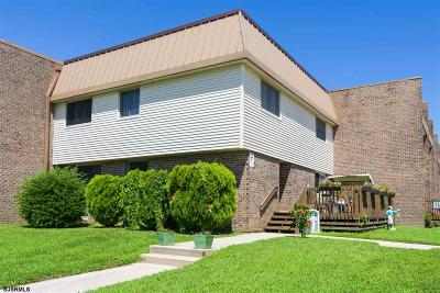 Ventnor Condo/Townhouse For Sale: 5813 Marshall Ave #5813