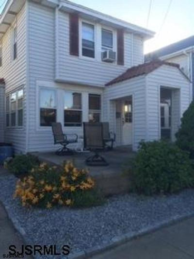 Ventnor Single Family Home For Sale: 104 N Martindale Ave