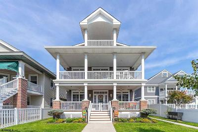 Ocean City Condo/Townhouse For Sale: 732 Central Ave Ave #1