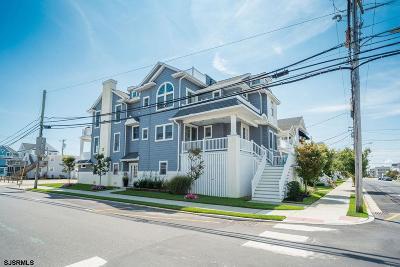 Ocean City Condo/Townhouse For Sale: 4601 Asbury Avenue #1