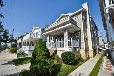 Ocean City Condo/Townhouse For Sale: 354 Asbury Ave #2