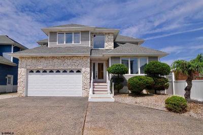 Brigantine Single Family Home For Sale: 1031 Bayshore Ave