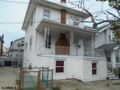 Ventnor Multi Family Home For Sale: 22 N Austin Ave