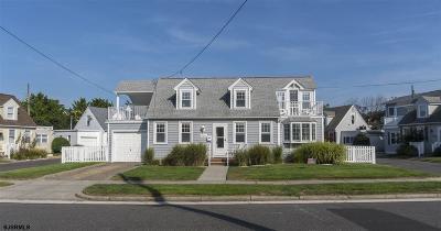 Ocean City Single Family Home For Sale: 513 Gull Road