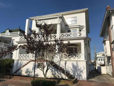 Ventnor Single Family Home For Sale: 103 S Cornwall Ave