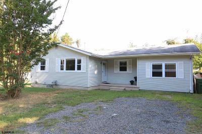 Egg Harbor Township Single Family Home For Sale: 6058 Reega Ave
