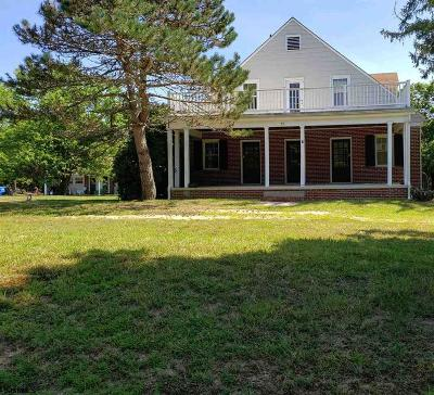 Beesleys Point Single Family Home For Sale: 55 Pt Pleasant Ave