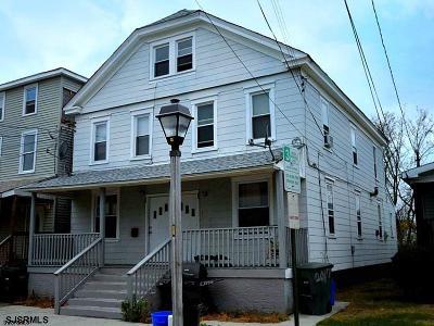 Atlantic City Multi Family Home For Sale: 2019 Caspian Ave