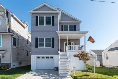 Ocean City Single Family Home For Sale: 9 Garfield Place