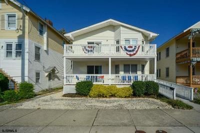 Ocean City Condo/Townhouse For Sale: 2034 Central Ave #1