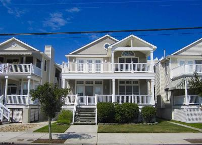 Ocean City Condo/Townhouse For Sale: 2924 West Ave #B