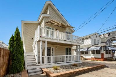 Ocean City Condo/Townhouse For Sale: 710 1st #2
