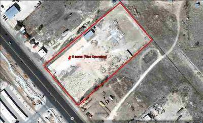 Commercial For Sale: 4120 N Lovington Hwy