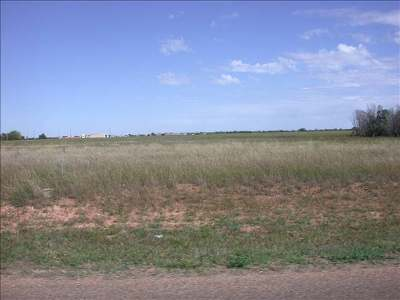 Clovis NM Residential Lots & Land For Sale: $200,000